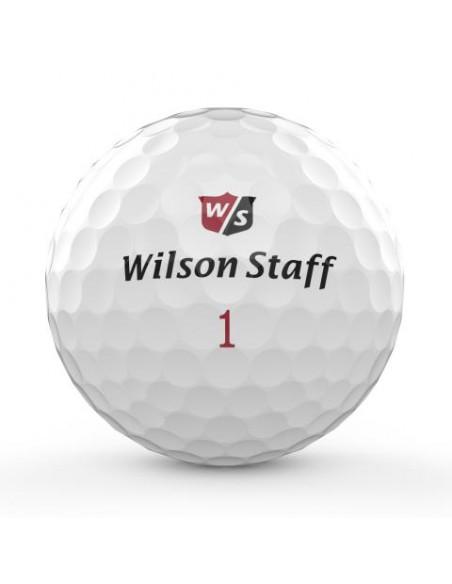 Wilson DX2 Soft [12-pack] LOGOBOLLAR
