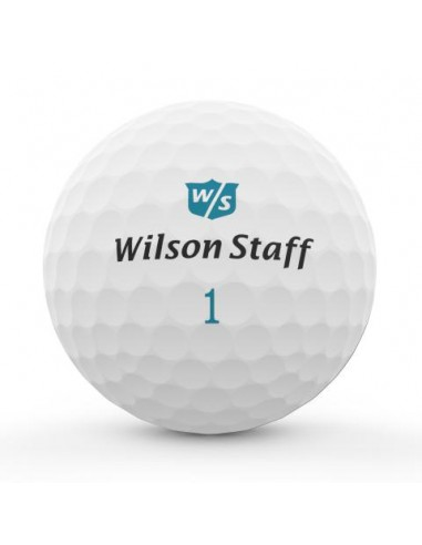 Wilson DX2 SOFT WOMEN [12-pack] LOGOBOLLAR