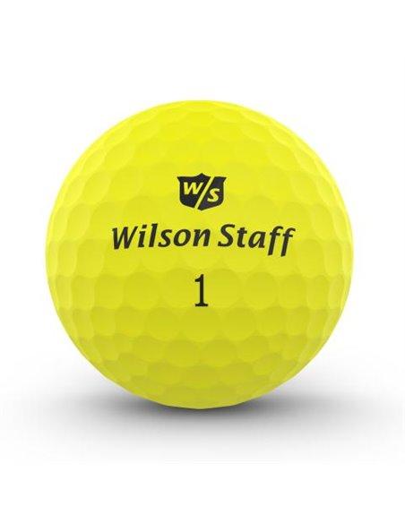 Wilson DUO Professional [12-pack] LOGOBOLLAR