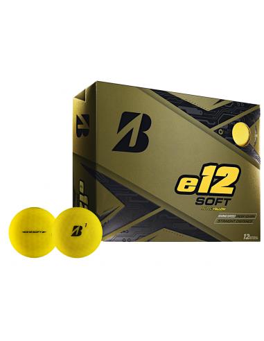 Bridgestone e12 soft [12-pack] LOGOBOLLAR