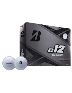 Bridgestone e12 speed [12-pack] logobollar