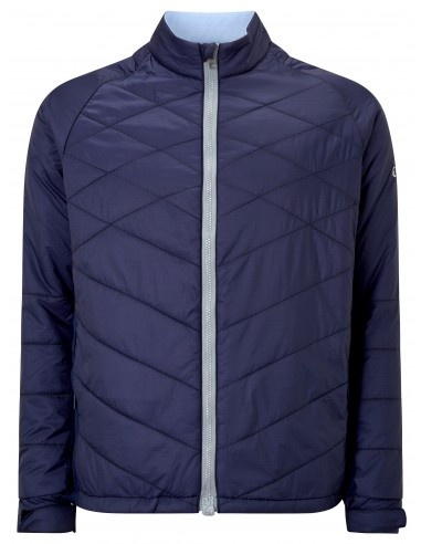 Puffer jacket II med brodyr