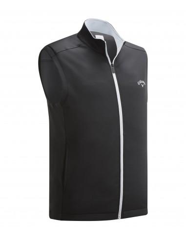 High Gauge Full Zip Fleece Vest med...