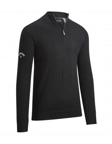 Windstopper 1/4 zipped sweater med...