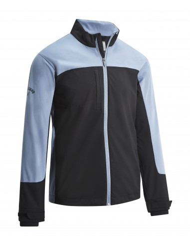 Block Full Zip Wind Jacket med brodyr