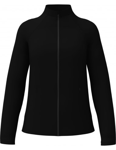 Full Zip Windwear Jacket med brodyr