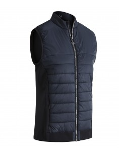 Lightweigt Quilted Vest med...