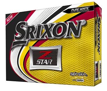 Nya Srixon Z-star och Z-star XV